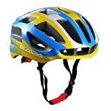 Cheap SAVADECK Adjustable Adults Cycling Bike Helmet with Inner Padding Specialized for Men Women Safety Protection (Ultralight, 31 Vents Ventilation and Integrally-Molded, Yellow)