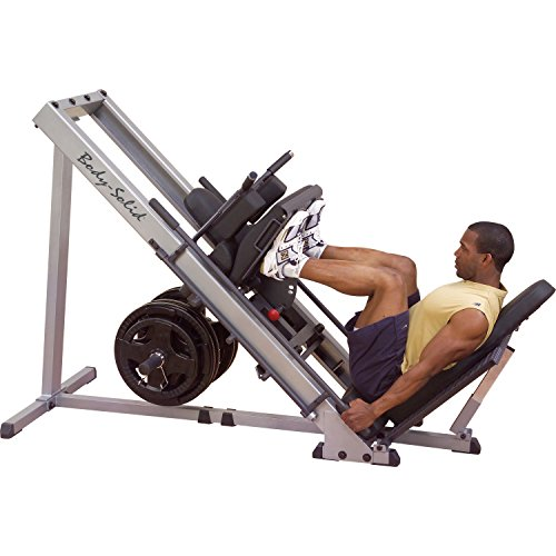 Leg Press Hack Squat by Body-Solid
