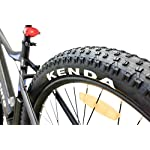 Argento-Performance-Bicicletta-Elettrica-Mountain-Bike-a-pedalata-assistita-Assicurazione-AXA-Tutela-Famiglia-inclusa-Route-Kenda-275-Unisex–Adulto-Blu