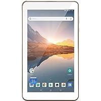 Tablet M7S Plus+ Wi-Fi e Bluetooth Quad Core Memória 16GB 7 Pol. Câmera Frontal 1.3MP e Traseira 2.0MP 1GB RAM Android 8.1 Dourado Multilaser - NB301