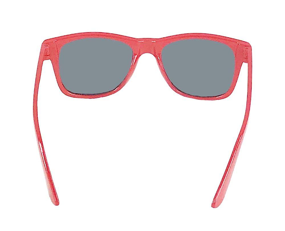 Big Kids Boys Girls Neon California Style Sunglasses Ages 6-10