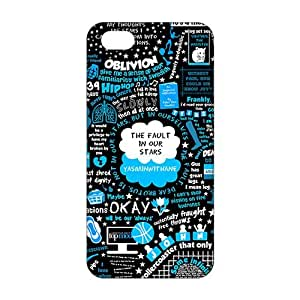 Evil-Store The Fault in our stars 3D Phone Case for iPhone 5s