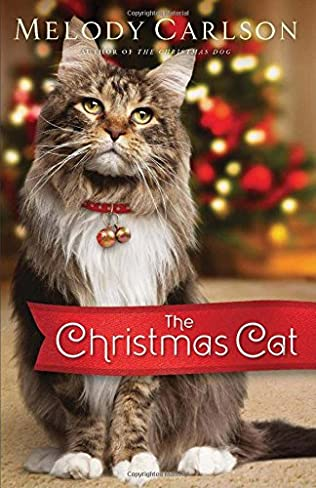 book cover of The Christmas Cat