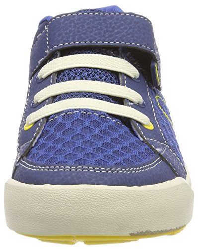 pediped Dani Blue garçon Baskets Bleu Lime Bl q7ARvqwF