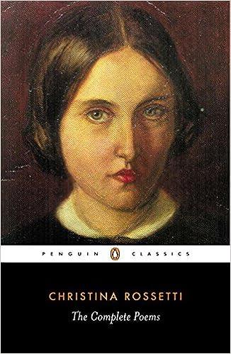 Resultado de imagen para christina rossetti book of poems