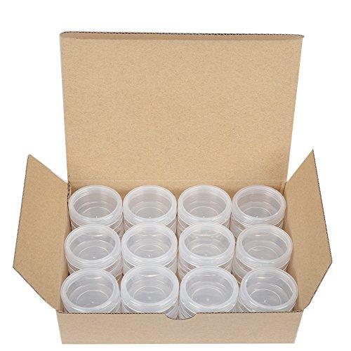 Empty Lip Balm Pots - 9