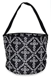 Ever Moda Cross Caddy Basket Organizer