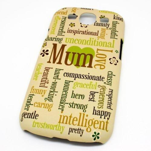 Día de la Madre Regalo de cumpleaños mamá teléfono Funda ...