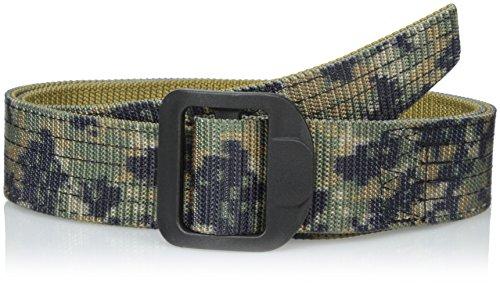 Digital Belt (Propper Men's 180 Belt, Woodland Digital/Coyote, Large)