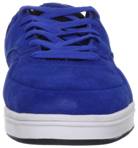 Herren Skateschuh Emerica The Heritic Skate Shoes Blau (navy/blue/gold 660)