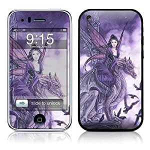Dragon Sentinel Design Protector Skin Decal Sticker for Apple 3G iPhone / iPhone 3GS 3G S