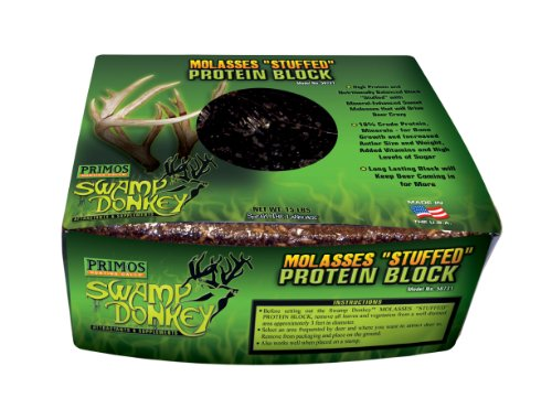 Primos Molasses Stuffed Protein Block - ()