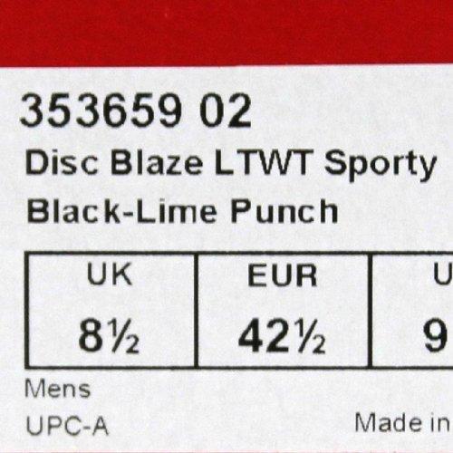 Puma Skiv Bläs Ltwt Sportigt (svart / Lime Punch)