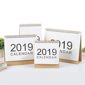 Calendario de mesa 2019 creativo con tapa y función atril para el ...