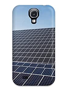 New Arrival Cover Case With Nice Design For Galaxy S4- Solar