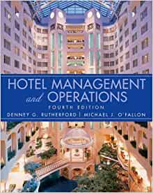 hotel management and operations 4th edition pdf