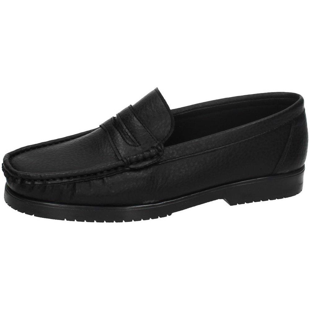 MADE IN SPAIN 62102 Mocasines Negros Hombre Zapatos MOCASÍN Negro 40: Amazon.es: Zapatos y complementos
