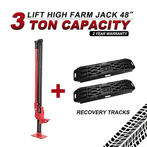 High Lift Farm Jack 48