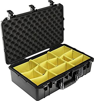 Pelican Air 1555 With Padded Dividers (Black) 5