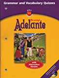 Adelante, Holt, Rinehart and Winston Staff, 0030659485