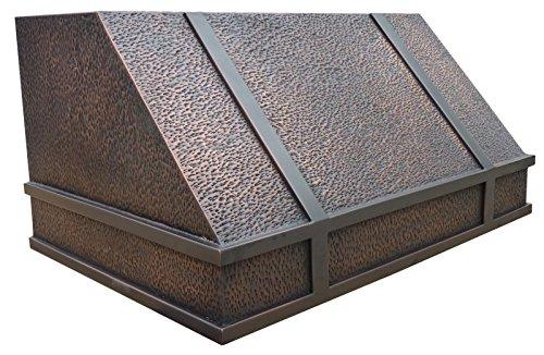 Copper Best H11 362118H Copper Range Hood 36 X 21 X 18 In Undercabinet With  Liner ...