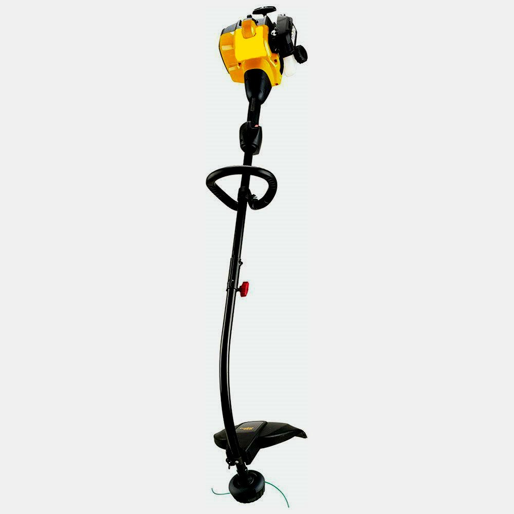 Weed Gas String Trimmer Garden Grass Tools Machine 22'' 149cc Engine Self 28cc 2 Stroke Dual Exit 16'' Curved Shaft Outdoor Patio Backyrd Gardening Machines - Skroutz