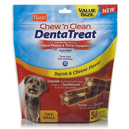 HARTZ Chew 'n Clean DentaTreat for Tiny/Small (Hartz Tiny Dog)
