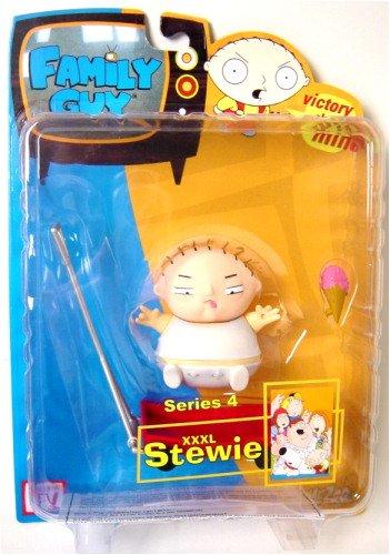 Mezco Family Guy Series 4 Action Figure XXXL Stewie
