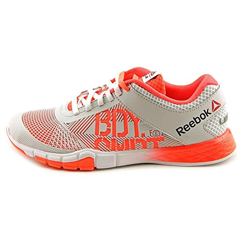 Bodycombat Toe Sneakers LM Reebok Synthetic Women TM W Round Grey PW5npFwq
