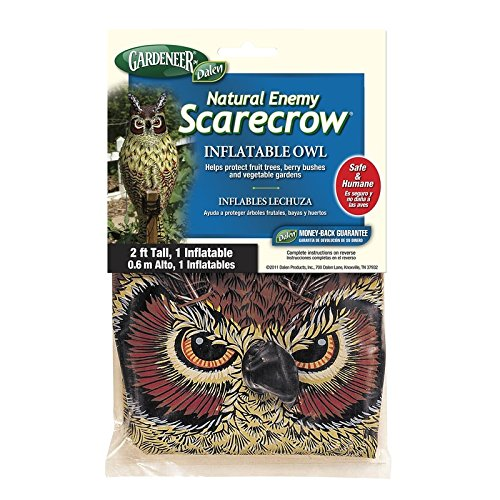 Dalen Inflatable - Gardeneer NE-OR Natural Enemy Scarecrow Inflatable Owl