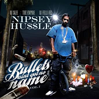 Actions Is Everything [Explicit] by Nipsey Hussle on Amazon