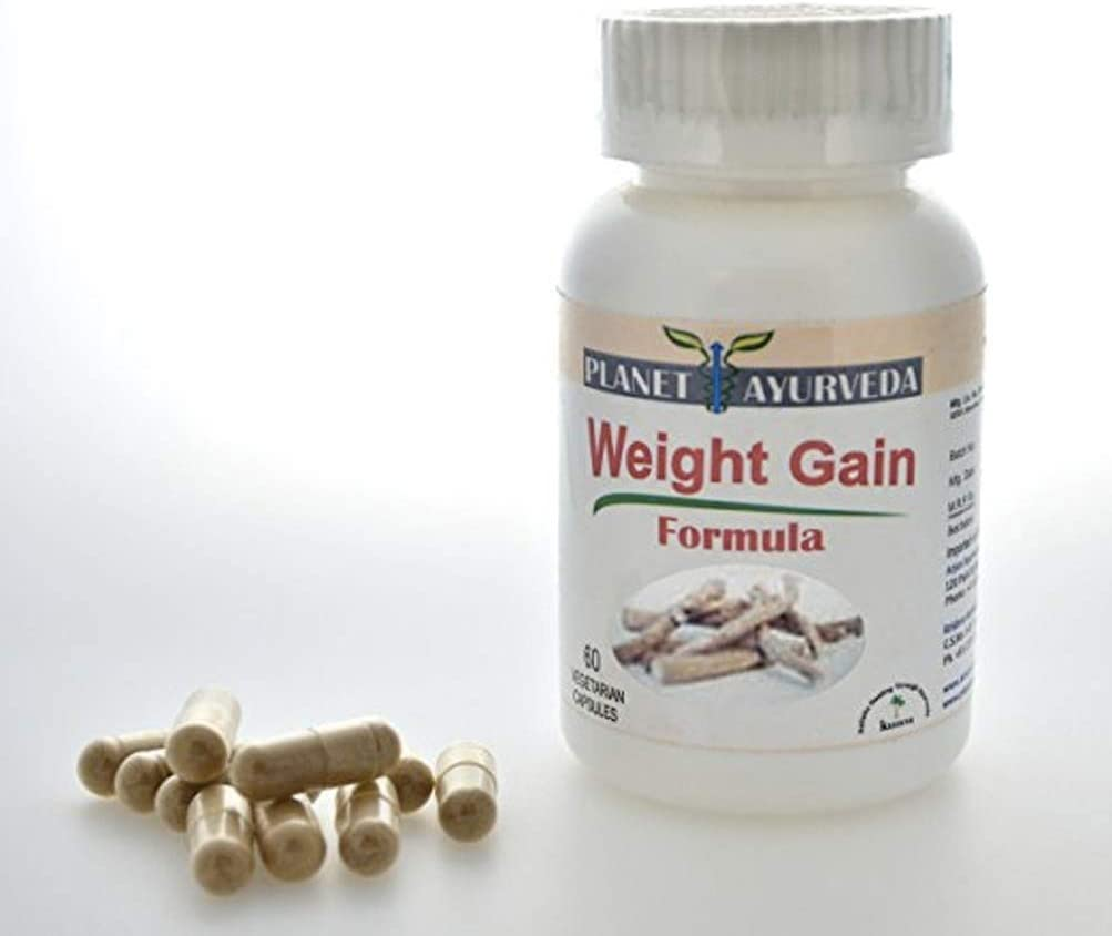 Amazon Com Gain Weight Pills 60 Tablets Gain Weight Fast