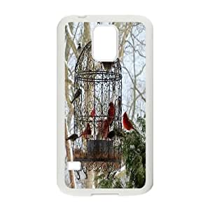 Bird Wholesale DIY Cell Phone Case Cover for SamSung Galaxy S5 I9600, Bird Galaxy S5 I9600 Phone Case