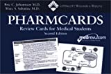 Pharmcards: Review Cards for Medical Students (2nd Edition) by Eric C. Johannsen (2002-06-15)