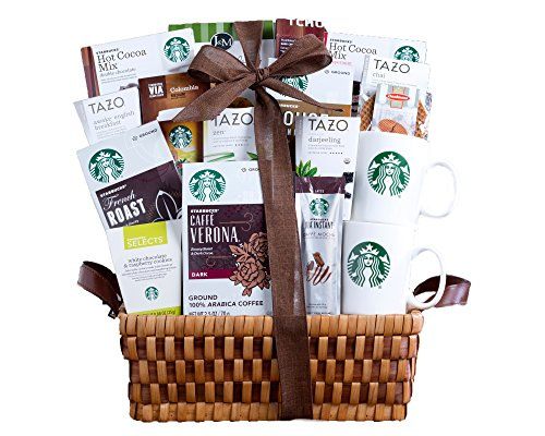 Wine Country Gift Baskets Starbucks Spectacular (Country Gift Baskets)