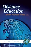 img - for Distance Education: Definition and Glossary of Terms book / textbook / text book