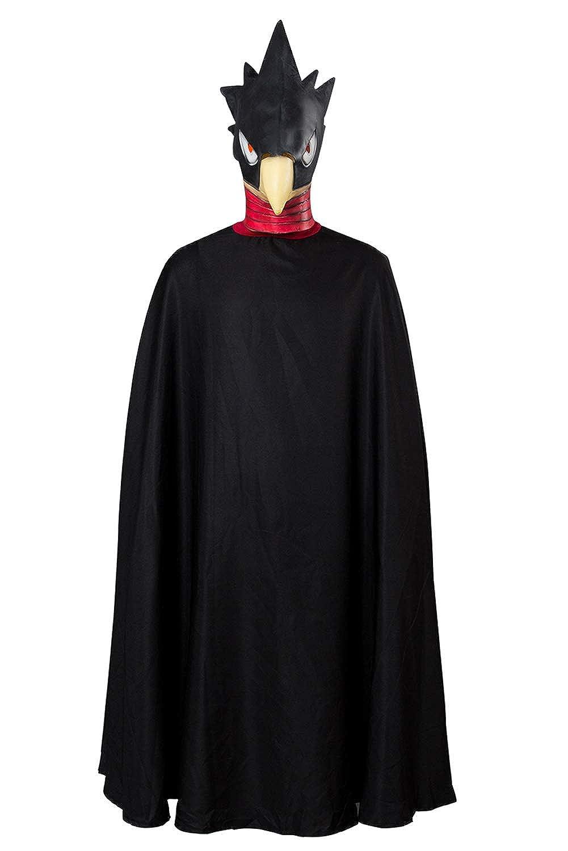 My Hero Academia Fumikage Tokoyami School Uniforms Suit