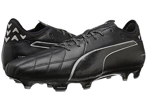 マインド七面鳥キリンプーマ シューズ スニーカー evoTOUCH 3 Leather FG Puma Black 29z [並行輸入品]