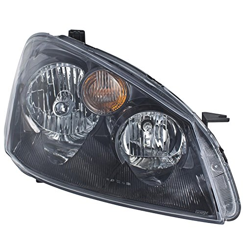 CarPartsDepot FOR 05-06 NISSAN ALTIMA W/O HID PASSENGER RIGHT R/H SIDE HEADLIGHT NI2503156 (Headlight Altima Nissan Hid)