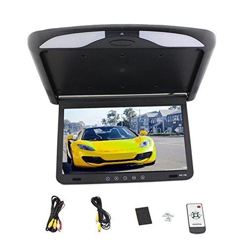 New Hot Sale HD 15.6 inch USB SD HDMI FM SPK Car 1080P Car Roof-mount/Flip down/Car Ceiling Wide/Over head/Drop Down LCD Monitor Display