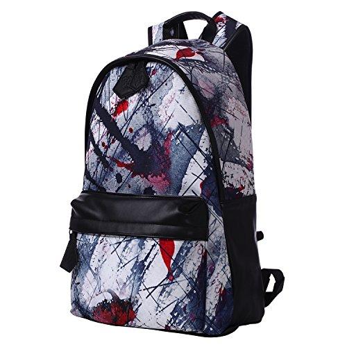 Bistar Galaxy - Mochila escolar para adolescentes, escuela, para niños y niñas, cabe un portátil de 15 pulgadas BBP609