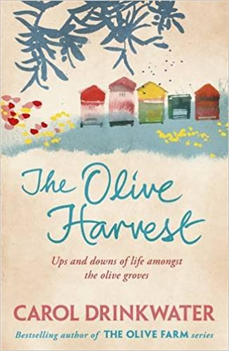 Book The Olive Harvest: A Memoir of Love, Old Trees, and Olive Oil