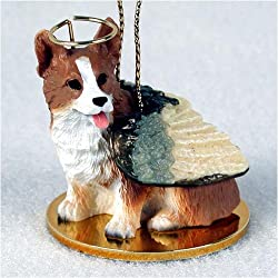 Great Gifts For Dog Lovers  Corgi Christmas Ornaments