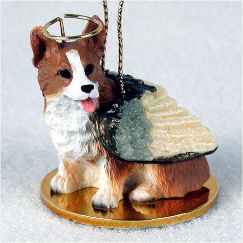 Welsh Corgi Pembroke Angel Dog Ornament ()