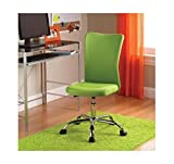 Mainstays Desk Chair, Multiple Colors (Green)