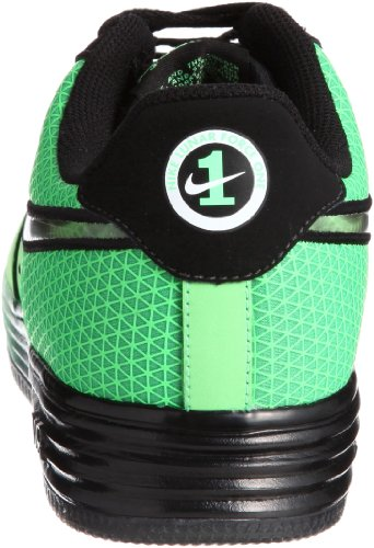 580383300 BNIB Leather Green Nike 1 Force Poison Men's Green Black Black Lunar No Lid Poisen wqBxxTznXI
