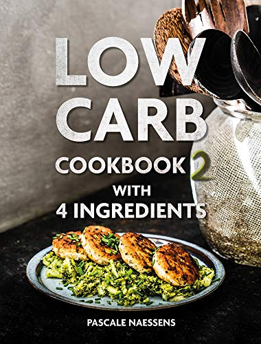 Low Carb Cookbook with 4 Ingredients 2