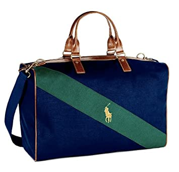 71ee25ae693a Image Unavailable. Image not available for. Color  Polo Ralph Lauren  Weekender Travel Bag