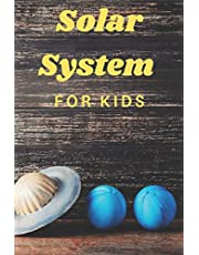 Solar System for Kids: Book of space , A Junior Scientist's Guide to Planet