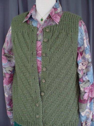 Jackie Sweater Vest - 3